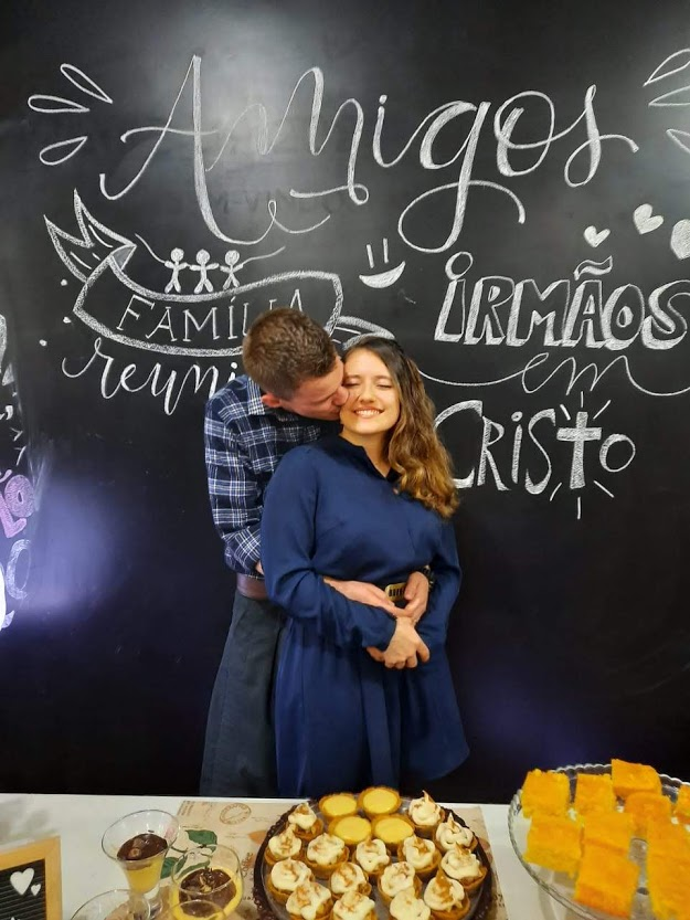 História de amor - Letícia e Bernardo
